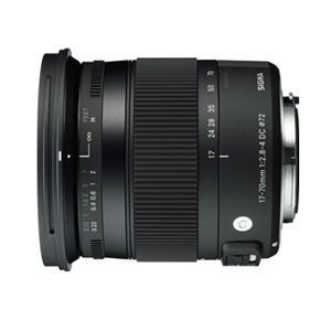 シグマ 交換用レンズ 17-70mm F2.8-4 DC MACRO HSM (ソニーAマウント)&...