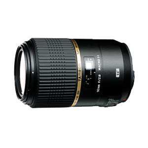 タムロン 交換用レンズ SP 90mm F/2.8 Di MACRO 1:1 VC USD(キャノン...