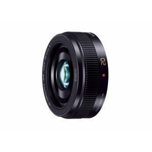 H-H020A-K  交換用レンズ LUMIX G 20mm / F1.7 II ASPH.(ブラッ...