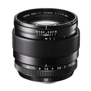 交換用レンズ XF23mmF1.4 R