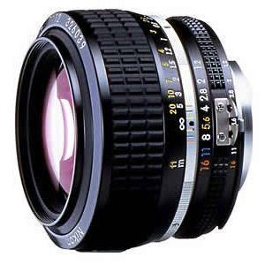 ニコン カメラレンズ Ai Nikkor 50mm F1.2S ニコンFマウント yamada-denki