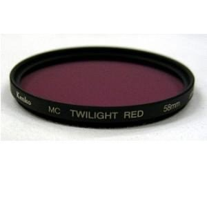ケンコー 58 S MC TWILIGHT RED