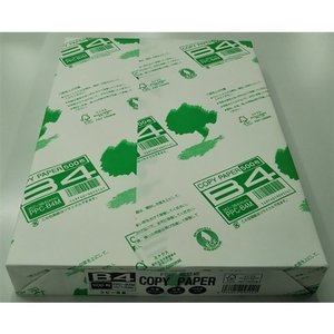 シャープ PPCB4M コピー用紙 B4サイズ  500枚|yamada-denki