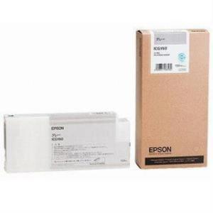 エプソン EPSON  純正インク ICGY60 インクカートリッジ グレー<br>11...