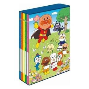 ナカバヤシ アPL-270-19-1 アンパンマン 5冊BOXポケットアルバム L判270枚収納(おえかき)|yamada-denki