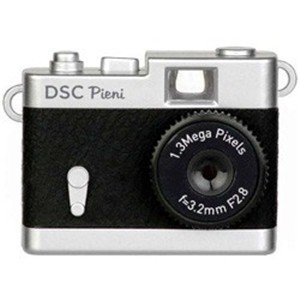 ケンコー DSCPIENIBK トイカメラ DSC Pieni(ブラック)|yamada-denki