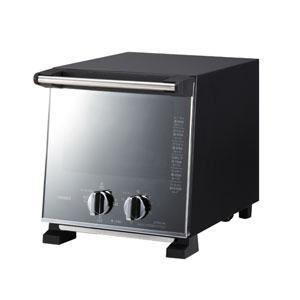 ツインバード TS-D037PB スリムオーブントースター(960W) パールブラック オーブントースター|ヤマダデンキ PayPayモール店