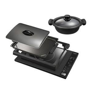 KZ-HP2100-K 卓上IH調理器  IHホットプレート yamada-denki