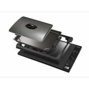 KZ-HP1100-K 卓上IH調理器  ホットプレート  ブラック