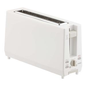 ツインバード TS-D404W ポップアップトースター ホワイト yamada-denki