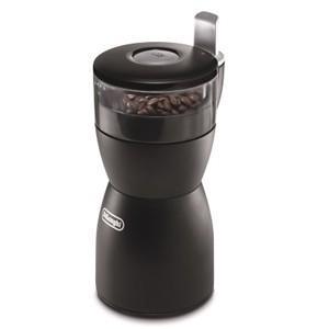 デロンギ KG40J カッター式コーヒーグラインダー ブラック
