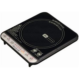 ヤマゼン IEA-Y1400(B) IH調理器|yamada-denki