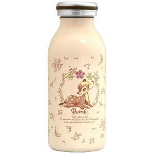 ドウシシャ WDMB350DB mosh!×Disneyボトル (350ml)バンビ|yamada-denki