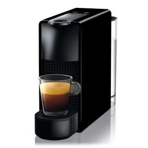 ネスプレッソ C30BK 専用カプセル式コーヒーメーカー 「エッセンサ・ミニ」  ピアノブラック|yamada-denki