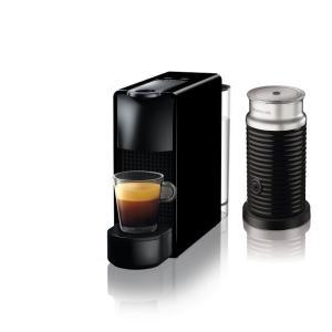 ネスプレッソ C30BK-A3B 専用カプセル式コーヒーメーカー 「エッセンサ・ミニ」  バンドルセット ピアノブラック|yamada-denki