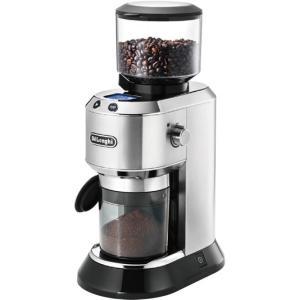 デロンギ KG521J-M 「デディカ」 コーヒーグラインダー メタルシルバー<br>0...