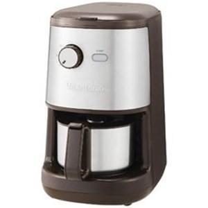 ビタントニオ VCD-200B 全自動コーヒーメーカー ブラウン<br>044