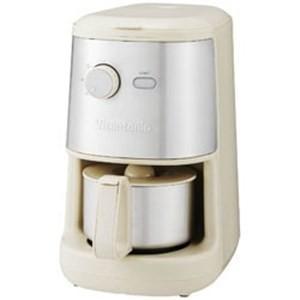 ビタントニオ VCD-200I 全自動コーヒーメーカー アイボリー<br>044