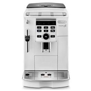 デロンギ ECAM23120WN コンパクト全自動エスプレッソマシン「マグニフィカS」ホワイト