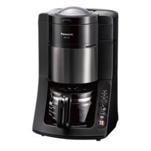 パナソニック NC-A57-K 沸騰浄水コーヒーメーカー ブラック<br>044
