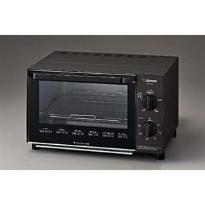 象印 EQ-AG22-BA オーブントースター 「こんがり倶楽部」 1000W ブラック yamada-denki