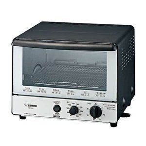 象印 EQ-SA22-BW オーブントースター 「こんがり倶楽部」 1000W モノトーン yamada-denki