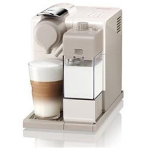 ネスレネスプレッソ F521WH カプセル式コーヒーメーカー 「ラティシマ・タッチ プラス」  ホワ...