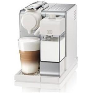 ネスレネスプレッソ F521SI カプセル式コーヒーメーカー 「ラティシマ・タッチ プラス」 シルバ...