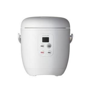炊飯器 小泉成器 KSC1513 ライスクッカーミニ コイズミ  ホワイト 1.5合 ヤマダデンキ PayPayモール店