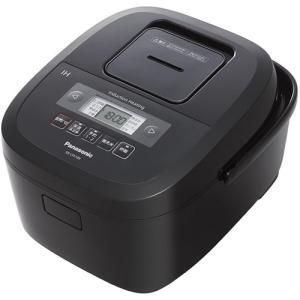 パナソニック SR-CFE109-K IH炊飯器 5.5合炊き ブラック