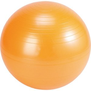 アルインコ WB124D エクササイズボール 55cm(オレンジ)|yamada-denki