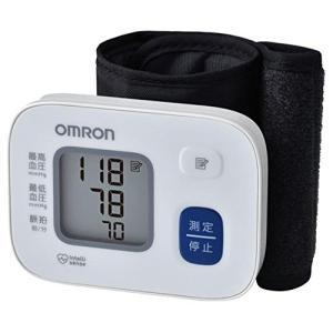 オムロン  HEM-6162 自動血圧計 ホワイトの画像