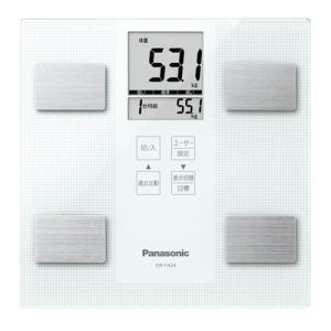 パナソニック EW-FA24-W 体組成バランス計 ホワイト<br>046