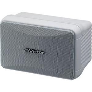 JVC PS-S10W コンパクトスピーカー ホワイト 2本1組|yamada-denki