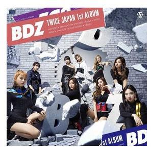 <CD> TWICE / BDZ(通常盤) yamada-denki
