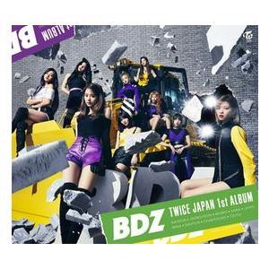 <CD> TWICE / BDZ(初回生産限定盤A)(DVD付)
