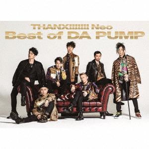 【発売日翌日以降お届け】<CD> DA PUMP / THANX!!!!!!! Neo Best of DA PUMP(初回生産限定盤)(DVD付)|yamada-denki