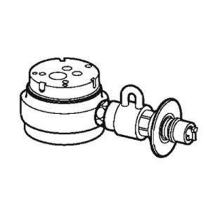 パナソニック CB-SSH8 食器洗い乾燥機用分岐栓 Panasonic yamada-denki