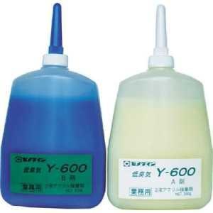 セメダイン メタルロックY600 600gセット|yamada-denki