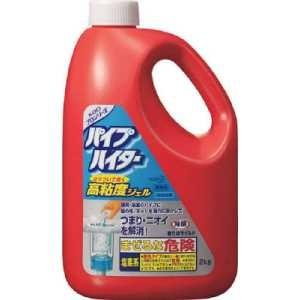 Kao パイプハイター高粘度ジェル2Kg つけかえ用 yamada-denki