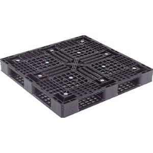 TRUSCO α樹脂パレット 超軽量薄型 1100X1100X125|yamada-denki