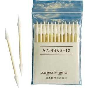 JCB 工業用綿棒A754S−S−12|yamada-denki