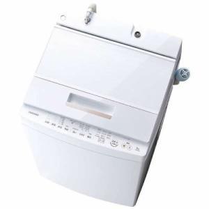 【無料長期保証】東芝 AW-8D6-W 全自動洗濯機 (8.0kg) 「ZABOON(ザブーン)」 グランホワイト yamada-denki