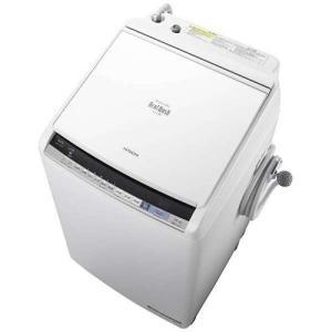 【無料長期保証】日立 BW-DV80B-W 洗濯乾燥機 (洗...