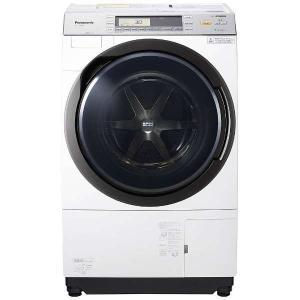 パナソニック NA-VX7800R-W ドラム式洗濯乾燥機 「VXシリーズ」 (洗濯10.0kg/乾燥6.0kg・右開き) クリスタルホワイト|yamada-denki