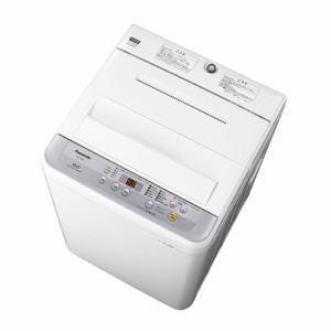 パナソニック NA-F50B11-S 全自動洗濯機 (洗濯5.0kg) シルバー|yamada-denki