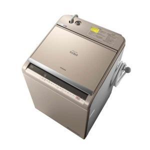 日立 BW-DV120C-N ビートウォッシュ 洗濯乾燥機 (洗濯12.0kg/乾燥6.0kg) シャンパン|yamada-denki