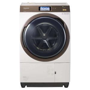 【無料長期保証】パナソニック NA-VX9900L-N ドラム式洗濯乾燥機 (洗濯11.0kg /乾燥6.0kg・左開き) VXシリーズ ノーブルシャンパン|yamada-denki