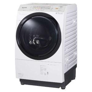 【無料長期保証】パナソニック NA-VX3900L-W ドラム式洗濯乾燥機 (洗濯10.0kg /乾...