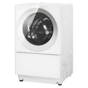 パナソニック NA-VG730R-S ななめドラム式洗濯乾燥機 「Cuble(キューブル)」 (洗濯...